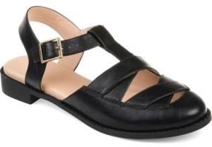Journee Collection Women's Comfort Bonita Flats Women's Shoes