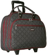 Baggallini Rolling Tote CHL LK Carry On Bag