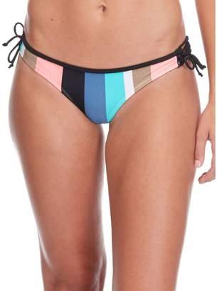 Body Glove Striped It Up Isla Low-Rise Bikini Bottom