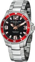 Stuhrling Original Mens Silver Tone Bracelet Watch-Sp12722