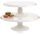 Martha Stewart Collection Closeout! Collection Cake Stands, Set of 2
