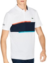 Lacoste T1 Super Dry Regular Fit Polo Shirt
