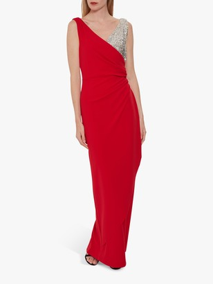 Gina Bacconi Luria Maxi Dress