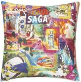 Christian Lacroix Fashion Stories Perroquet Cushion