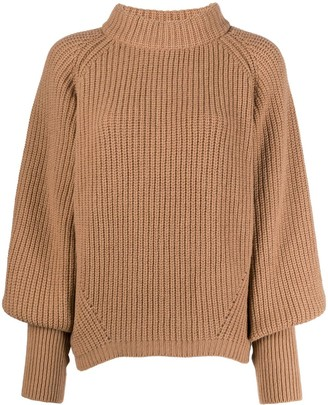 Drome Elongated-Cuff Jumper