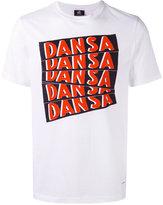 Paul Smith front print T-shirt - men - Organic Cotton - S