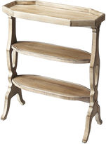 Butler Specialty Savannah Petite Bookshelf, Natural Wood