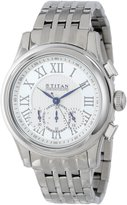 Titan Men's 1562SM01 Orion Stainless Steel Chronograph Watch