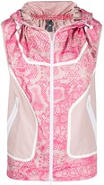 adidas by Stella McCartney Adizero vest jacket