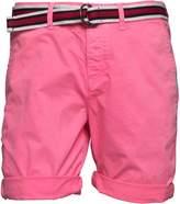 Superdry Mens International Hyper Pop Chino Shorts Echo Pink