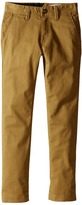 Volcom Frickin Modern Stretch Chino Pants (Big Kids)