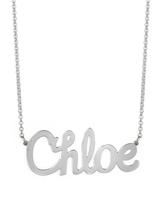 Sarah Chloe Ava Freestyle Necklace