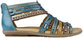 Earth Bay Blue Sandal