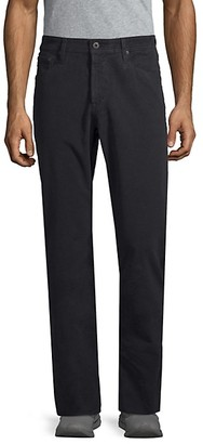 AG Jeans The Graduate Tailored-Leg Straight Jeans