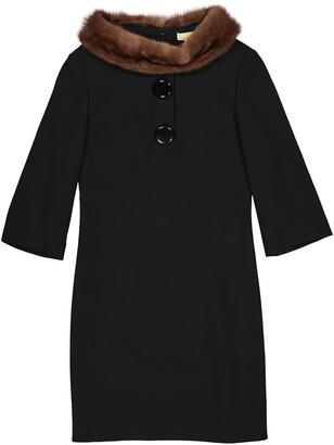 Michael Kors \N Black Wool Dresses
