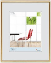 "Camilla And Marc Picture Frame, Walther ""plastic frame """"Galeria"""""" 18x24 cm - normal glass 5-pack"