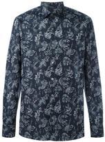 Lanvin koi fish print shirt - men - Cotton - 39