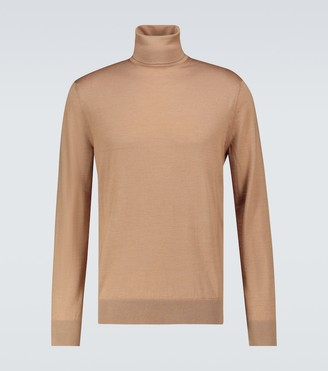 Ermenegildo Zegna Cashmere turtleneck sweater