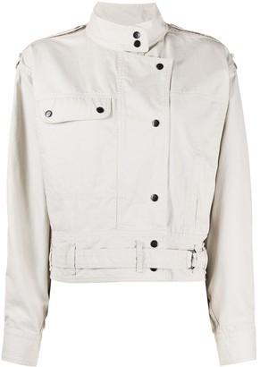 Etoile Isabel Marant Denim Short Jacket