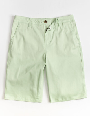 RSQ Boys Mint Chino Shorts