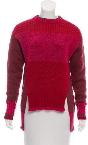 Prabal Gurung Wool-Blend Knit Sweater