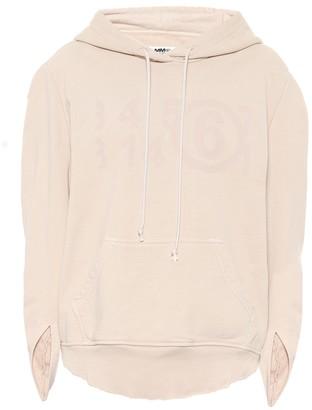 MM6 MAISON MARGIELA Oversized logo hoodie