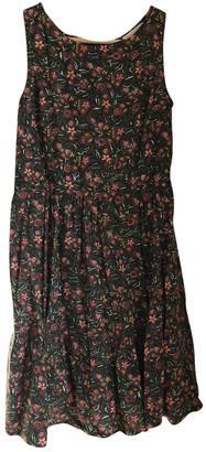 Sã©Zane SAzane Spring Summer 2019 Brown Cotton Dresses