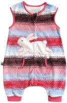 BOOPH Toddler 0-5Y Fleece Wearable Blanket Sleeping Sack Animals S