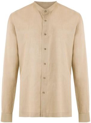 OSKLEN Mandarim Collar Shirt