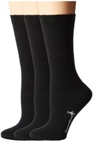 Smartwool Texture Crew 3-Pack Women's Crew Cut Socks Shoes