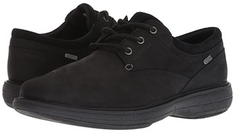 Merrell World Vue Lace Waterproof (Black) Men's Lace up casual Shoes