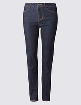 M&S Collection Sculpt & Lift Straight Leg Jeans