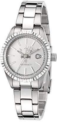 Three Hands Maserati Women's Watch, Competizione Collection, Quartz Movement, Version, Stainless Steel Watch - R8853100503