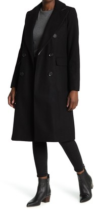 Sam Edelman Double Breasted Long Coat