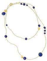 Marco Bicego Jaipur Lapis Necklace, 36