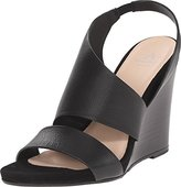 Aquatalia by Marvin K Aquatalia Women's Xena Thumbled Calf Wedge Sandal