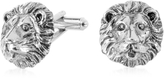 Forzieri Old Style - Lion Cufflinks