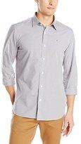 Victorinox Men's Hagen Long Sleeve Check Shirt