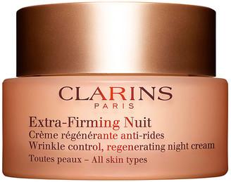 Clarins 1.6 oz. Extra-Firming Wrinkle Control Regenerating Night Cream - All Skin Types