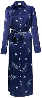 Deeba London Micah Sofia Shirt Dress