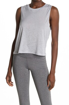 90 Degree By Reflex High/Low Muscle Tank
