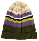 Missoni Wool Striped Beanie