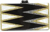 Edie Parker 'Jean' box clutch - women - Acrylic - One Size