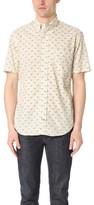 Gitman Brothers Short Sleeve Petit Fan Shirt