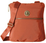 Baggallini Gold Hanover Crossbody Cross Body Handbags