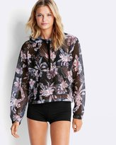 Seafolly Pacifico Jungle Floral Jacket