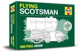 Haynes Flying Scotsman Edition Jigsaw