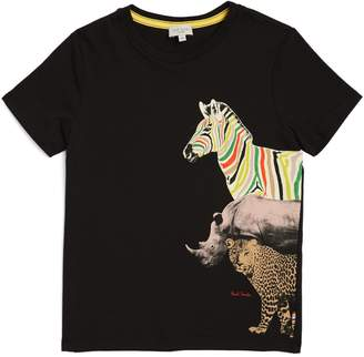Paul Smith Safari Animals T-Shirt