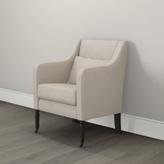 The White Company Hambledon Sleigh Linen Union Armchair
