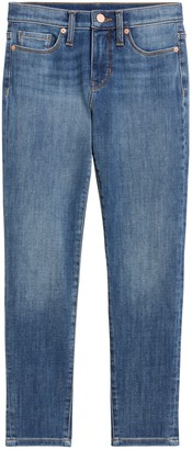 Banana Republic Curvy Mid-Rise Skinny Jean with Back-Seam